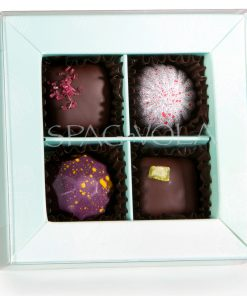 Chocolate truffles & bonbons box