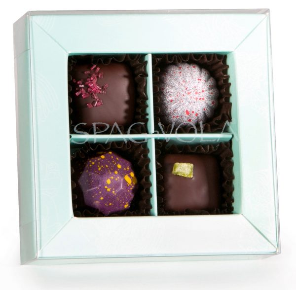 Chocolatetruffles & bonbons box