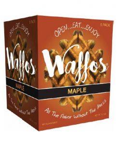 Liege Maple Waffles