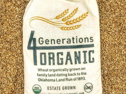 4 generations organic