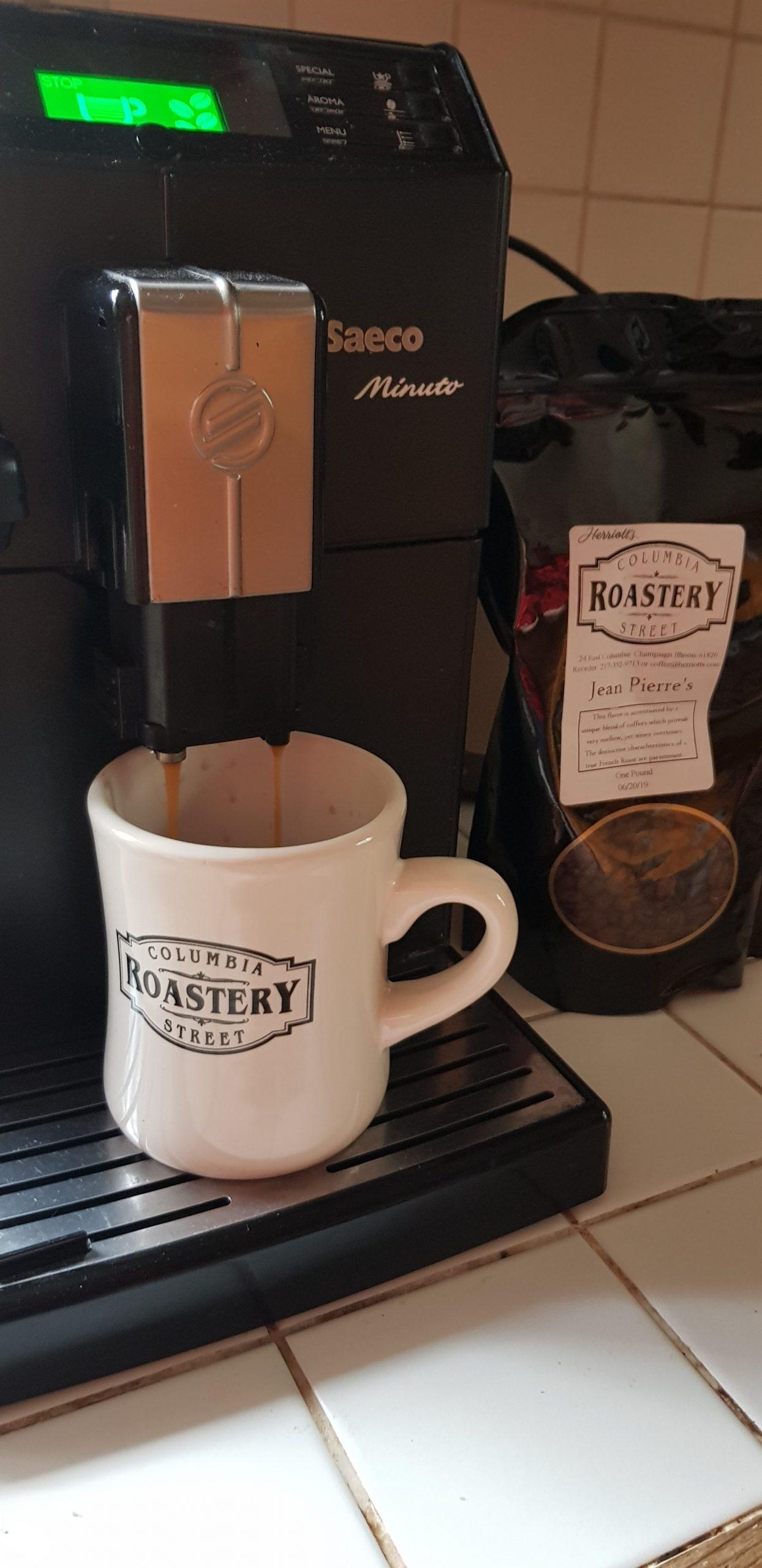 Jean Pierre Coffee