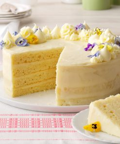Fancy Yellow Cake