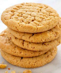 Peanut Butter Cookie Batter