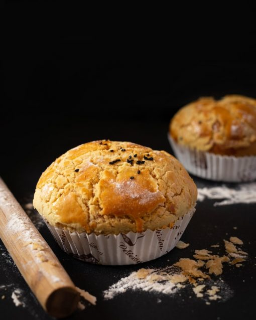 Top of the Day Muffin Batter