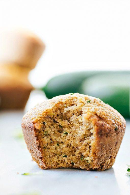 Zucchini Muffin Batter
