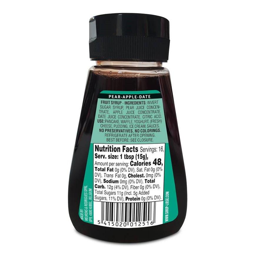 Meurens syrup pear